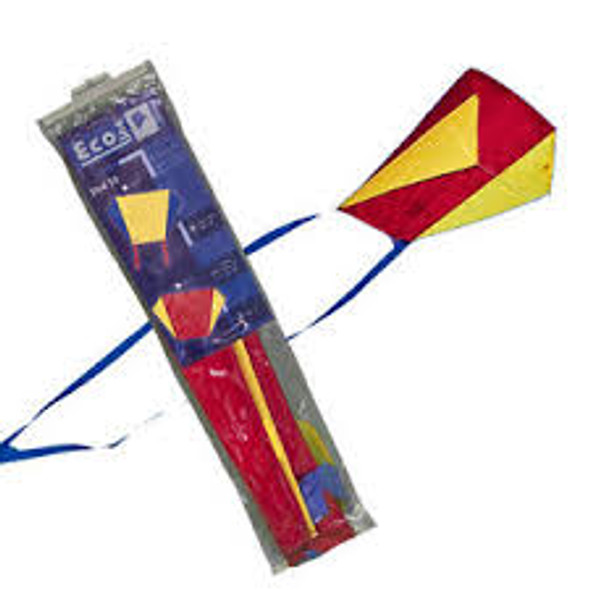 HQ Kites - Eco Line: Sled 50  Red / Yellow