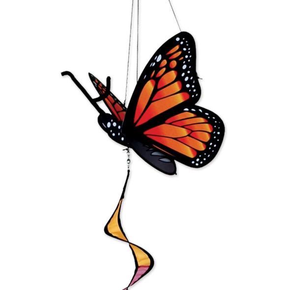 Premier Kites - Twister - Monarch Butterfly