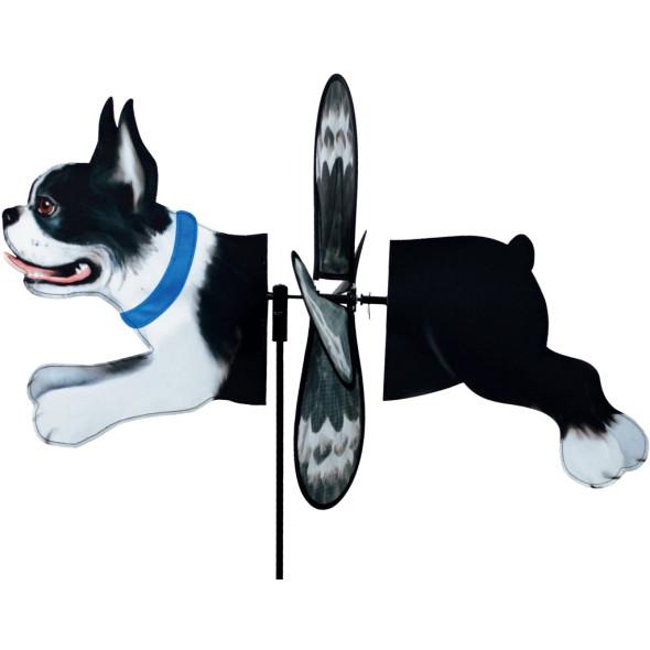 Premier Kites - Deluxe Petite Spinner - Boston Terrier