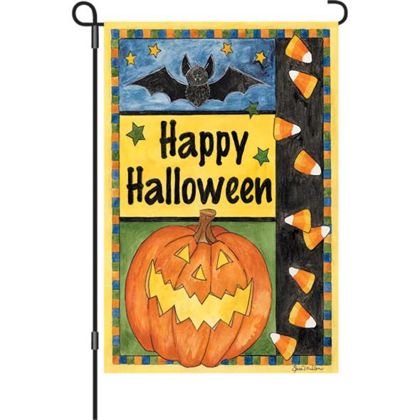Premier kites - 12 in. Flag - Halloween Smiles