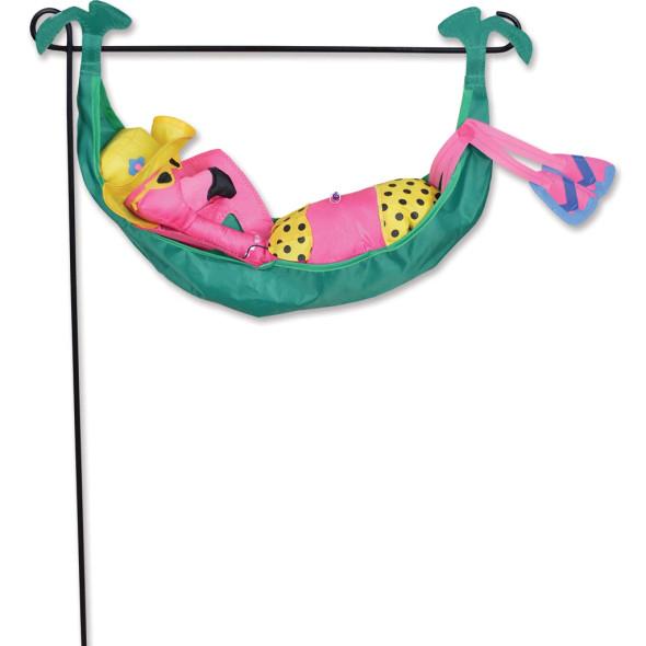 Premier Kites - Garden Charm - Lady Flamingo