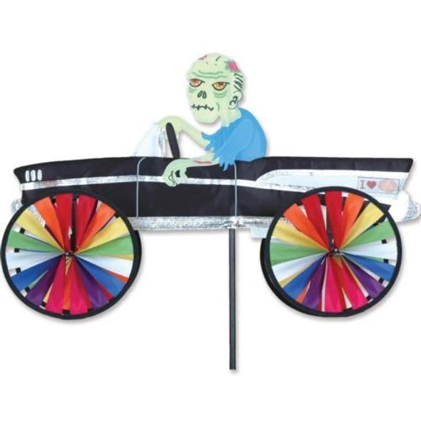 "Premier Kites - Zombie Cruiser Spinner ""Halloween"""