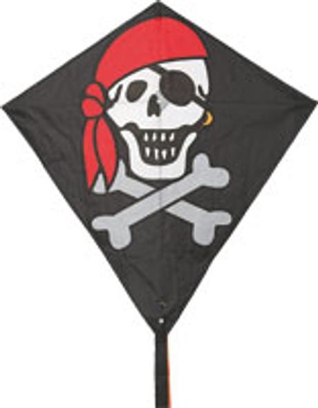 "HQ Kites - Eddy 68cm ""Jolly Roger"""