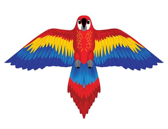 "XKites - MicroKite ""Macaw"""