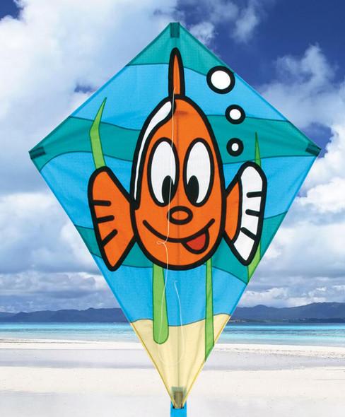 "Skydog Kites-26"" Fish Diamond"