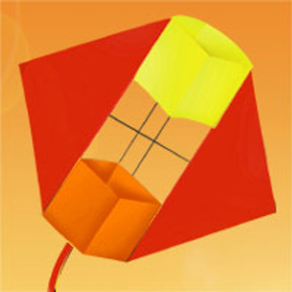 Gomberg kites - Winged Box Kite