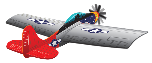 WindnSun - WindForce P-47 Thunderbolt""