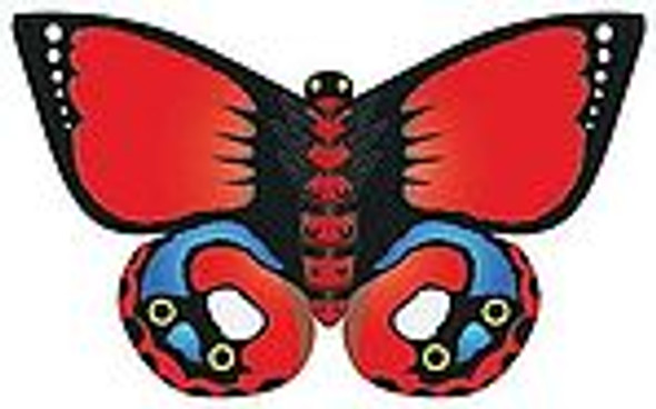 "WindnSun - Butterfly ""Indian Red"""