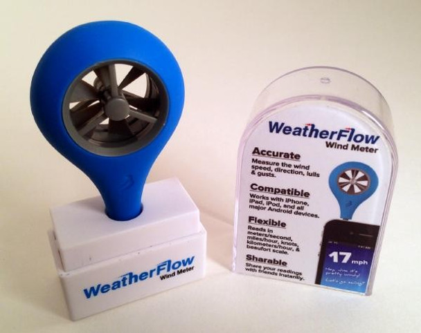 WeatherFlow - Wind meter