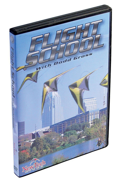 "New Tech Kites - Flight School ""Dodd Gross"""