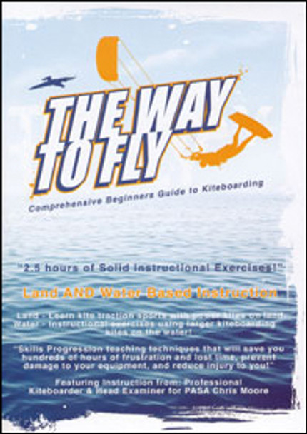"""HQ Kites - The Way to Fly """"DVD"""""""