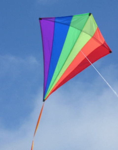 Gomberg Kite - Big Diamond 5'