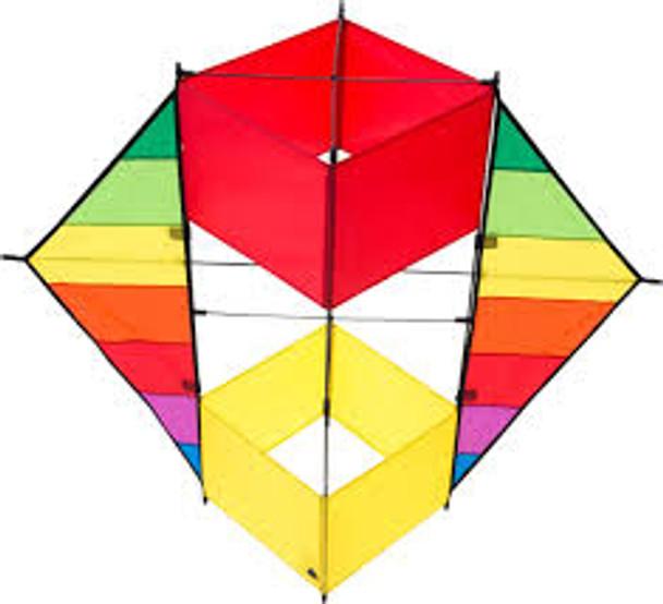 """HQ Kites - F-Box Beach """"Rainbow"""""""