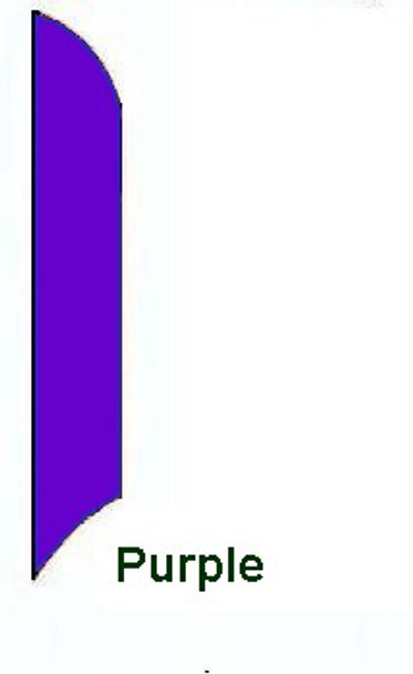 Gomberg Kites - Feather Banner (various colours)