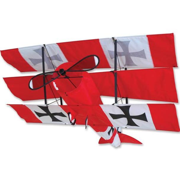 Premier Kites -  Red Baron Tri-Plane Kite Airplane Kite