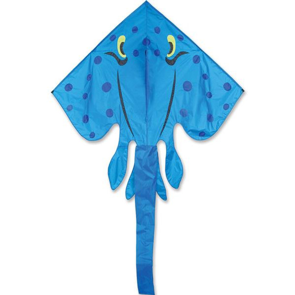 Premier Kites - Blue Jumbo Ray kite