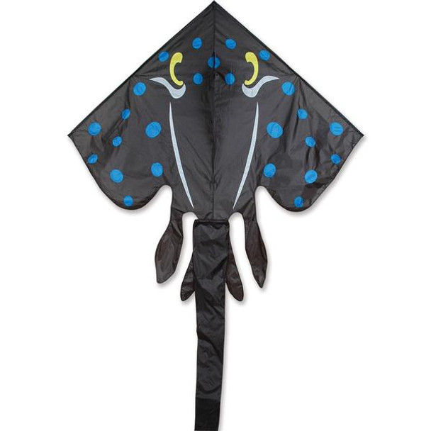 Premier Kites - Black Jumbo Ray kite