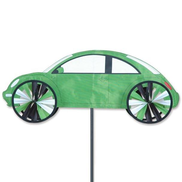 Premier Kites - 24 in. VW Beetle Spinner - Green