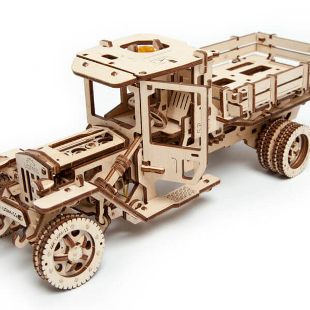 UGEARS - UGM-11 Truck Construction Kit