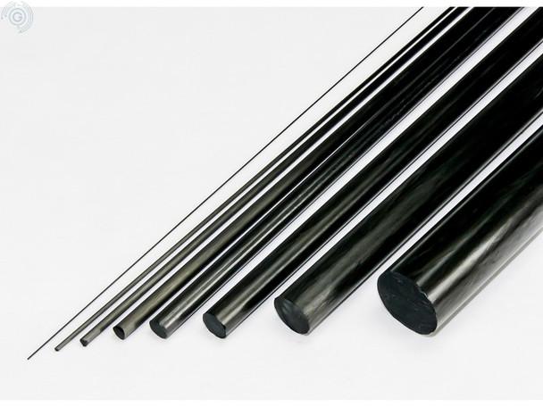 GWK - Carbon Round Rod