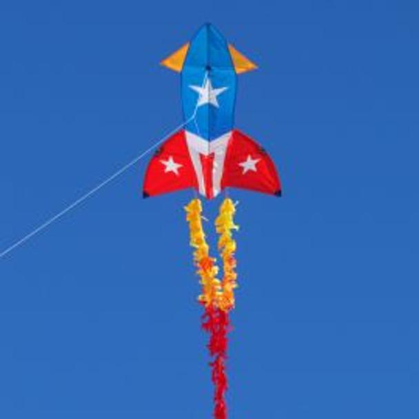 ITTW - Rocket Ship Kite