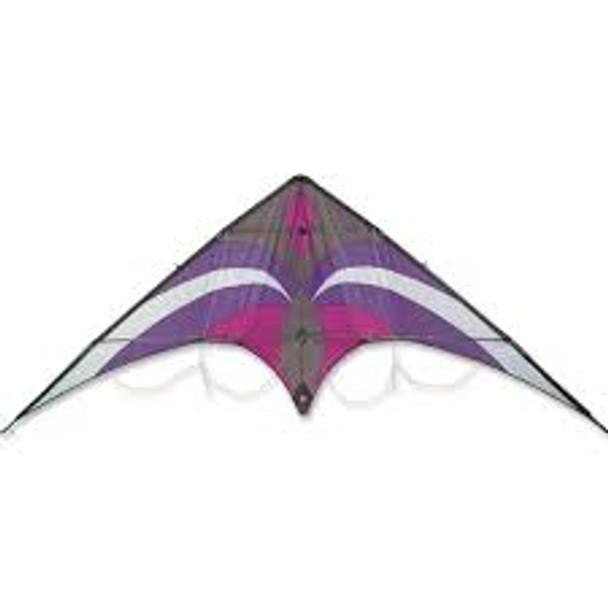 "Premier Kites - Widow NG ""Purple/Grey"""