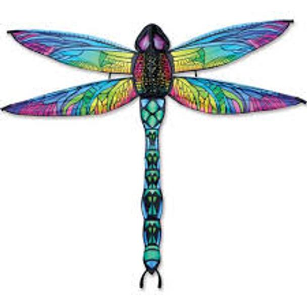 Premier kites - 3-D Dragonfly Rainbow Kite (Bold Innovations)