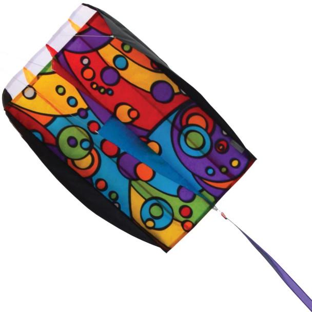 Premier Kites - Parafoil 5 Kite - Rainbow Orbit