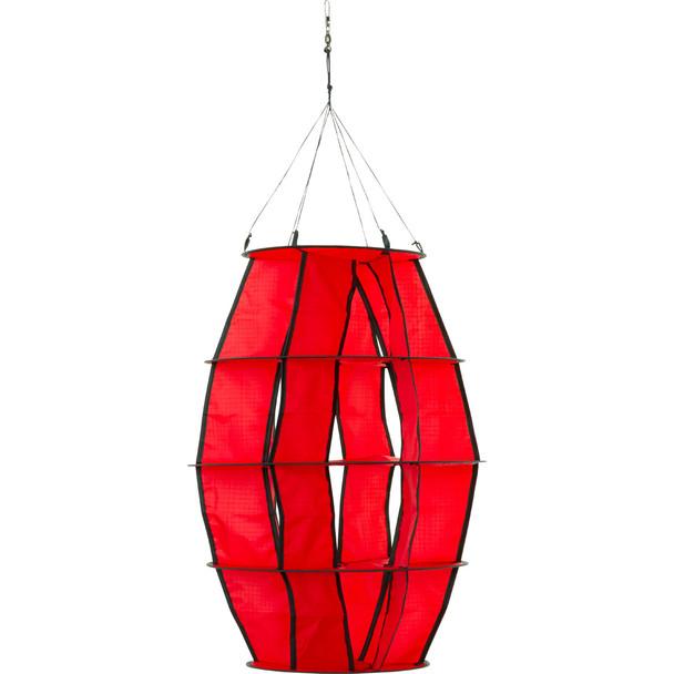 """HQ Kites - Hoffman Lampion """"XS"""" Red"""
