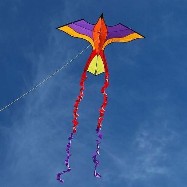ittw-Violet Tropical Parrot Kite