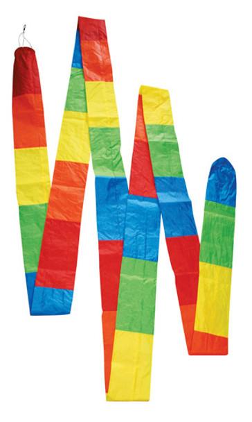 Skydog Kites - 24' Rainbow Tube Tail