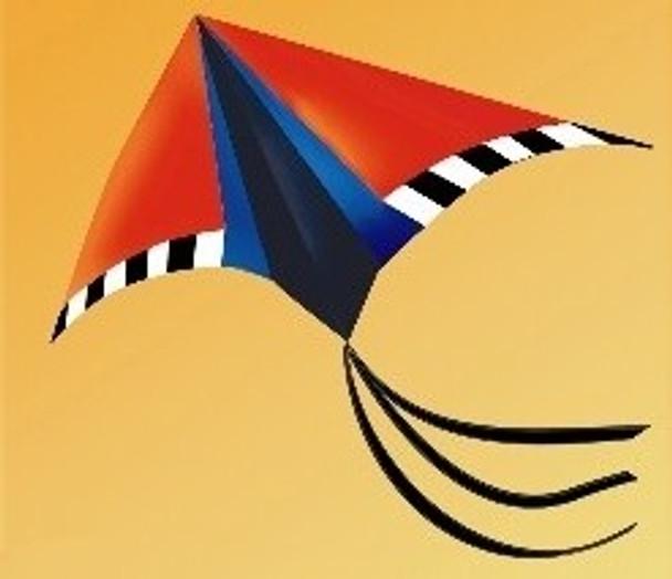 Gomberg kites - Spotlight Delta - 6'