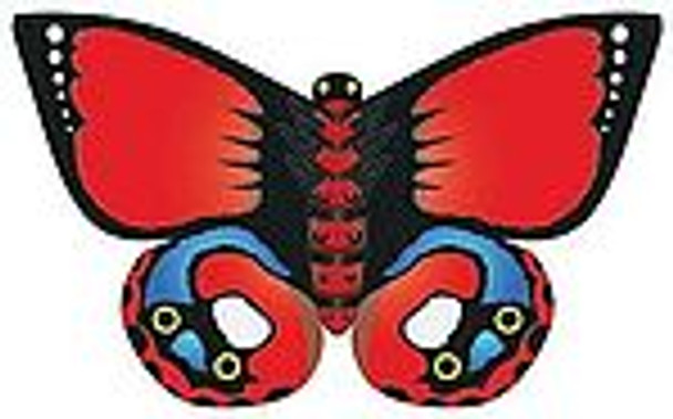 """WindnSun - Butterfly """"Indian Red"""""""
