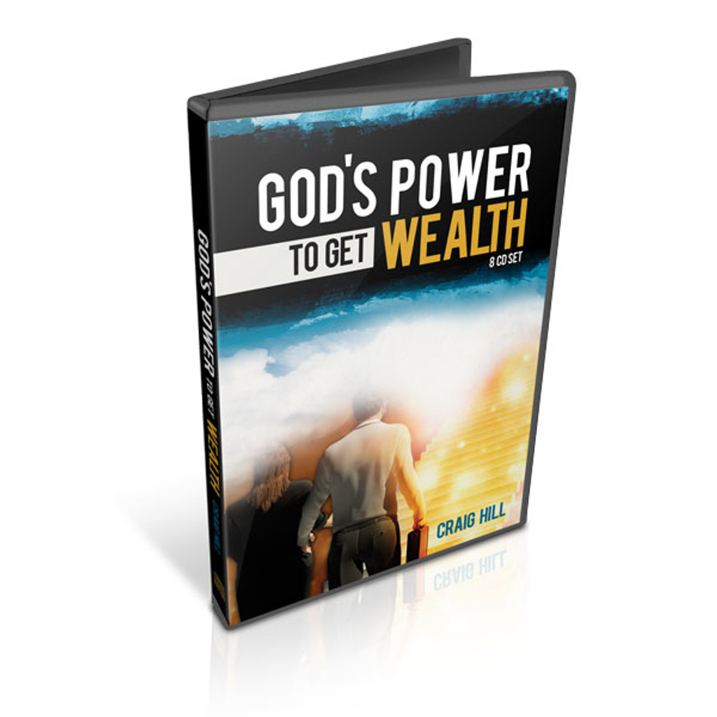 God's Power to Get Wealth - CDs