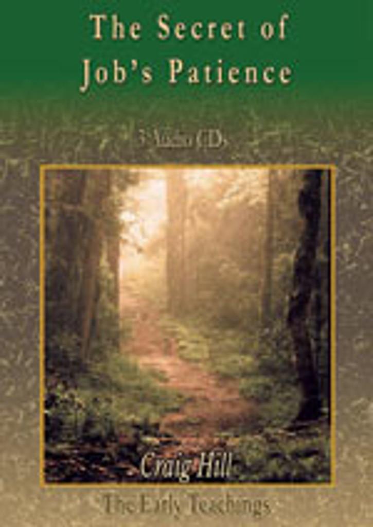 The Secret of Job's Patience - CDs