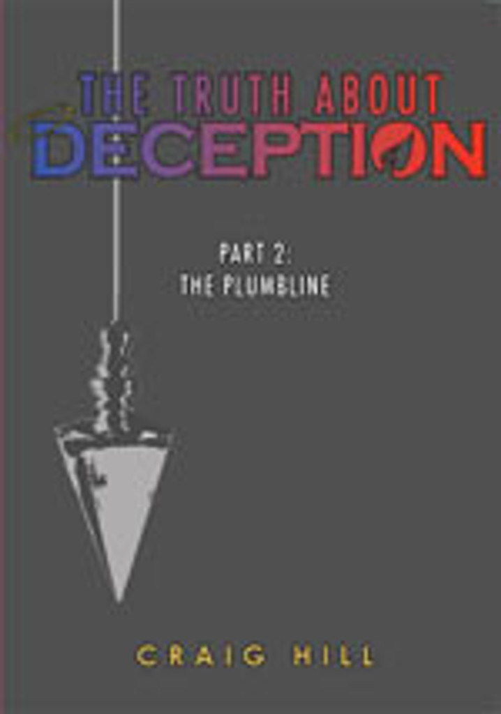 The Truth About Deception Pt 2: The Plumbline - CDs