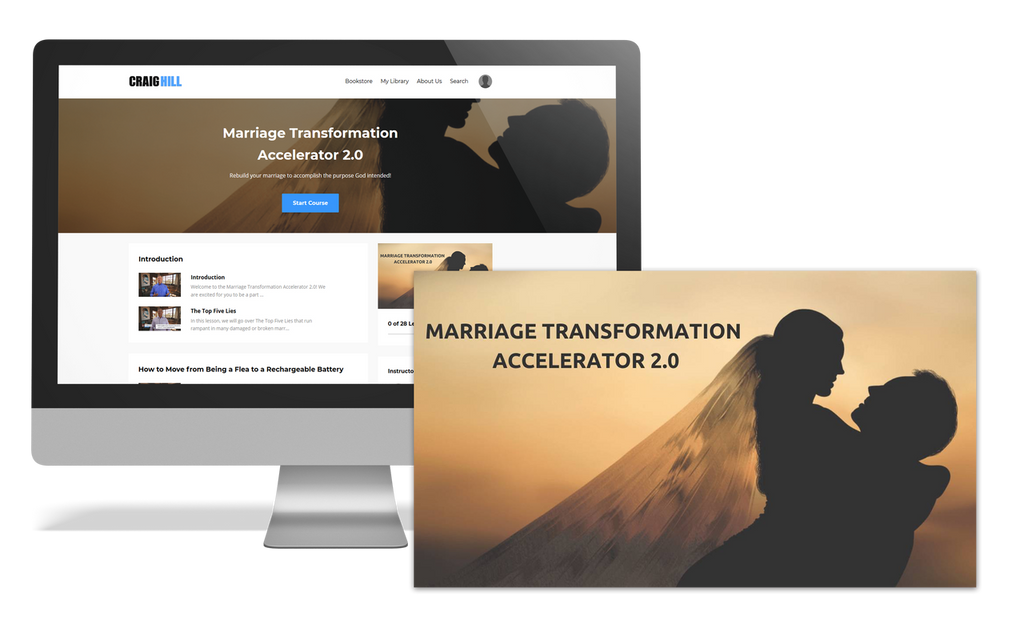 Marriage Transformation Accelerator 2.0 - Online Course