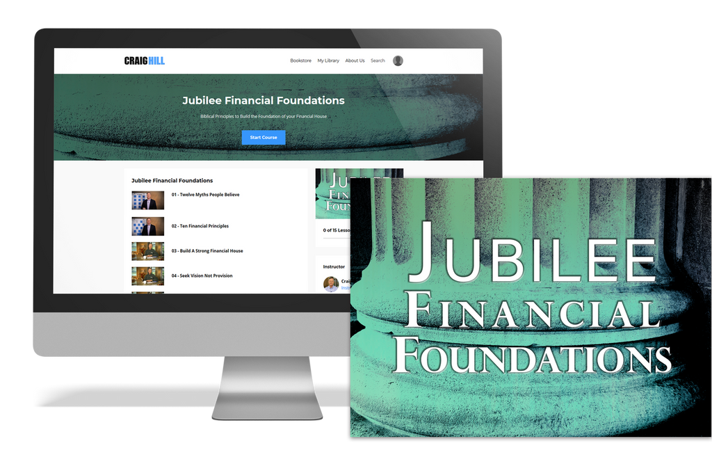 Jubilee Financial Foundations - Online Course