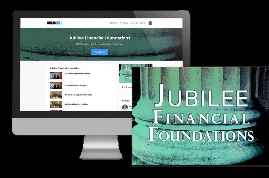 Jubilee Financial Foundations - Online Course