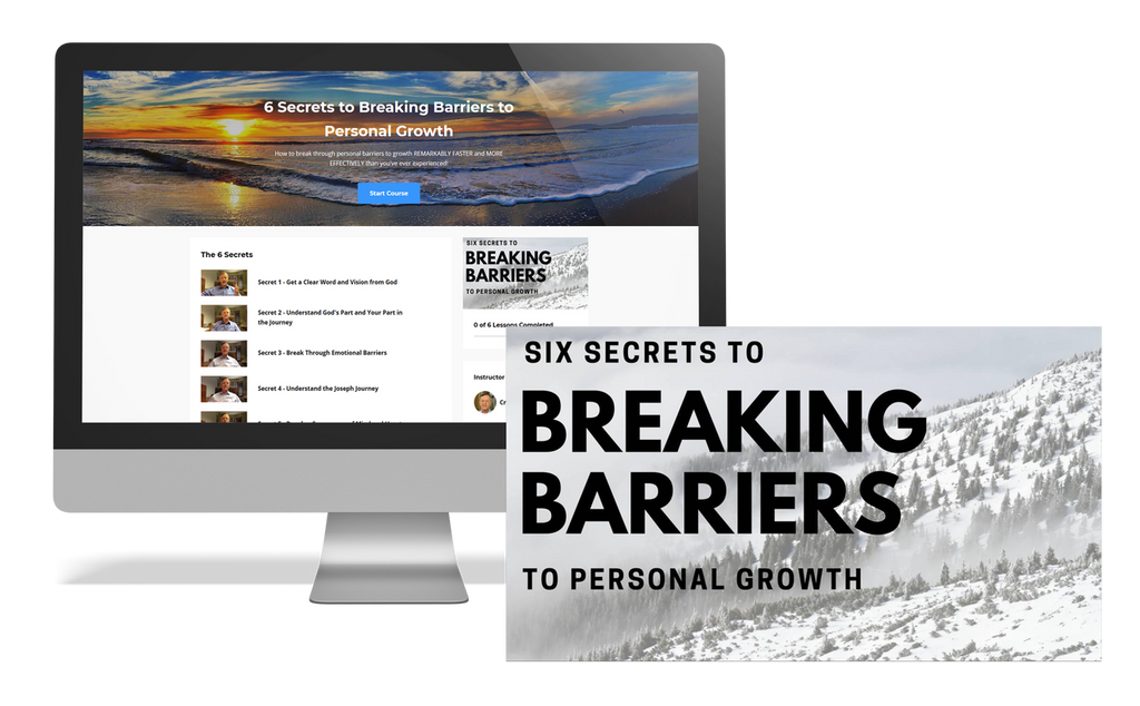 Six Secrets to Breaking Barriers - Online Course