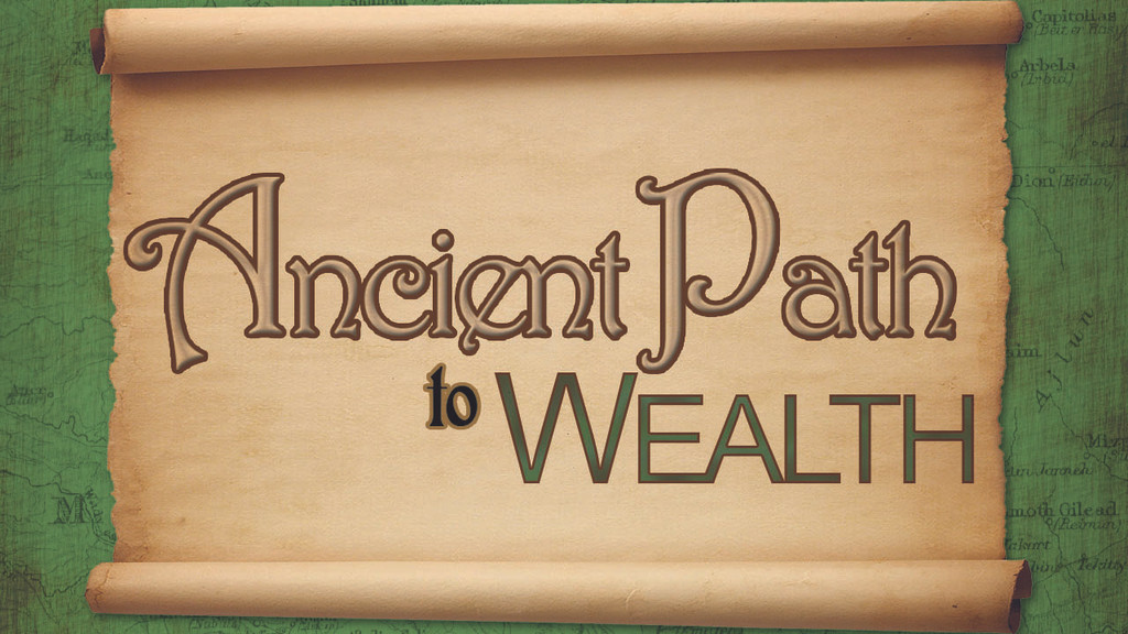 Ancient Path to Wealth - Online Course