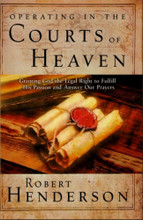 "The teaching on ""The Courts of Heaven"" is one of the main elements to the discipling of nations. As the spirit realm is adjusted through legal actions based on the finished works of the cross, culture will be freed. This will result in the will of God being done on earth as in heaven. God's passion is to see His kingdom come and His will be done in every sphere of society. We as His church share in this passion and are His vehicle to accomplish it."
