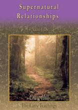 Supernatural Relationships - CDs