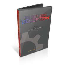 The Truth About Deception Pt 3: Dynamics of Deception - CDs