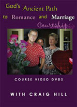 Courtship Course - DVDs