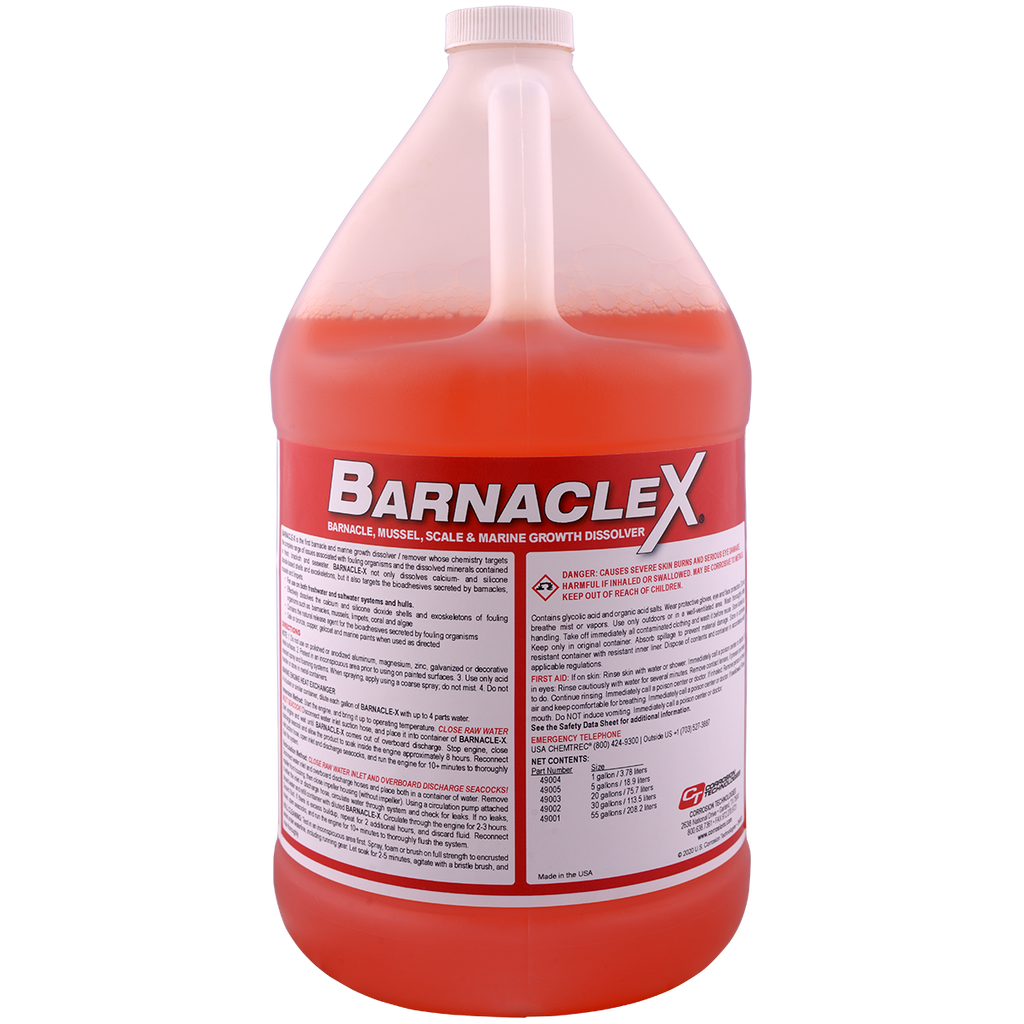 Barnacle-X 1 gallon