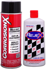 CorrosionX and RejeX Garage Pack special offer