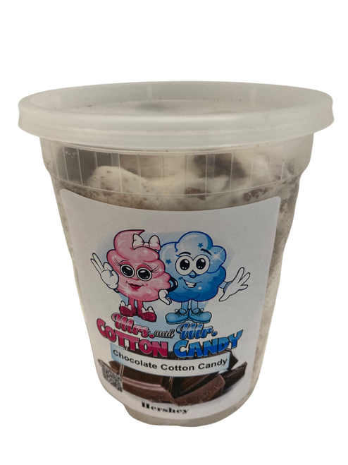 Hershey cotton candy