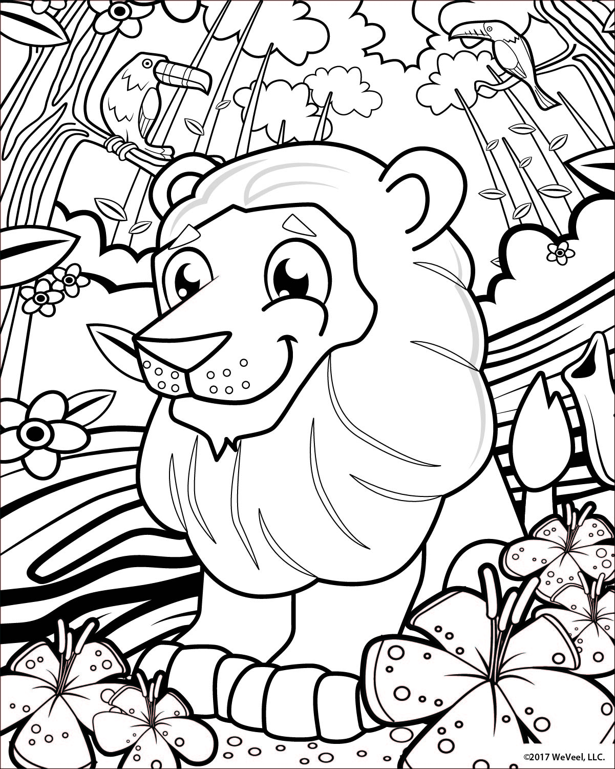 Coloring Pages: 4