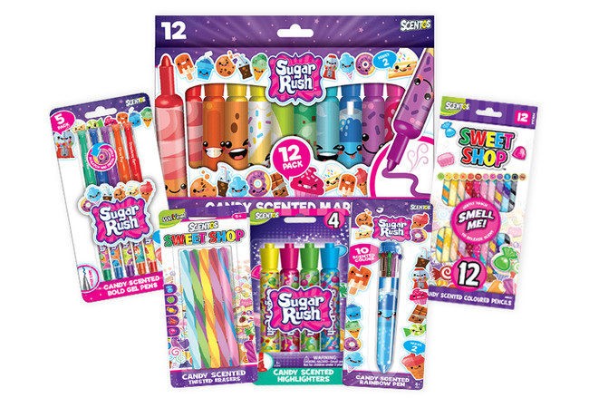 The Sweet Stuff Gift Kit - 6 Count